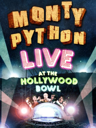 Monty Python At The Hollywood Bowl Cover