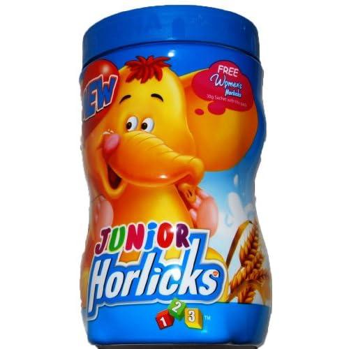 Amazon.com : Junior Horlicks 17.6 Oz : Powdered Drink