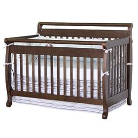 DaVinci Emily Convertible Baby Crib