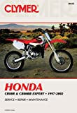 Clymer Publications Honda CR80R 96-02