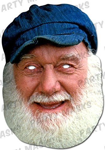 Celebrity Sitcom Star Uncle Albert Only Fools and Horses Mask-arade Masks