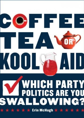 Coffee Tea Or Kool-Aid Which Party Politics Are You Swallowing? Coffee Tea Or Kool-Aid