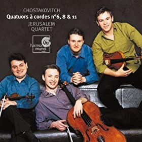 String Quartet No.11, Op. 122 in F Minor: VI. El�gie. Adagio