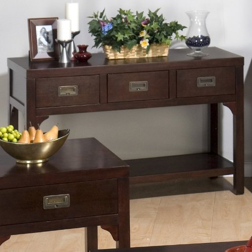 Cherry Wood Trunk Coffee Table: Coffee Table Bargain