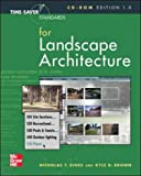 img - for Time-Saver Standards for Landscape Architecture CD-ROM : (Single-User version) book / textbook / text book