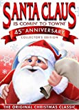 Santa Claus is Comin' to Town 45th Anniversary Collector's Edition