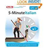 5-Minute Italian (English and Italian Edition)