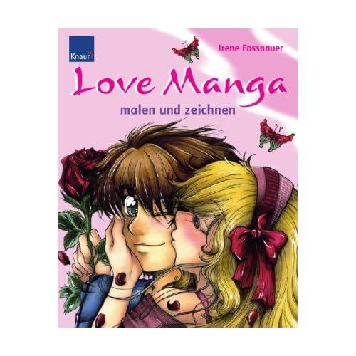 Love Manga malen und zeichnen