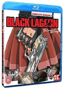 Black Lagoon Complete Season 2 Collection Blu-ray