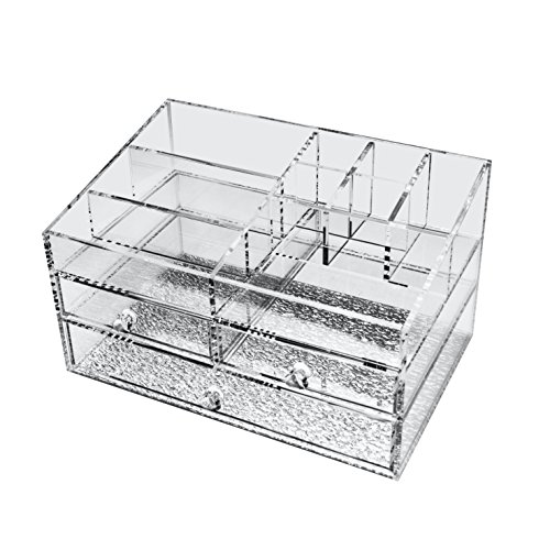 boxalls-integrative-handmade-clear-acrylic-makeup-organiser-with-drawers-and-slots-jewelry-cosmetic-