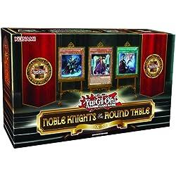 Yu-Gi-Oh! - The Noble Knights of the Round Table, Set di carte per gioco di ruolo [Lingua inglese]