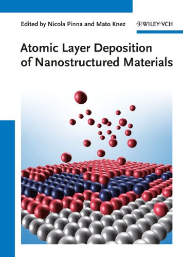 Atomic Layer Deposition of Nanostructured Materials PDF
