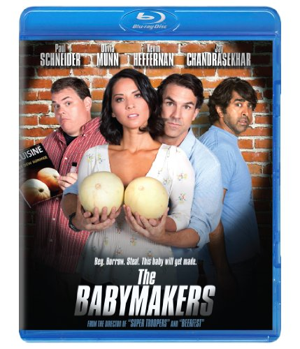 The Babymakers [Blu-ray]