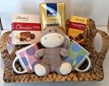 Deluxe coffee & chocolate hamper