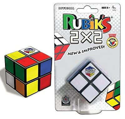 3 X Rubik's 2 x 2 Cube from Winning Moves