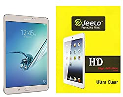Jeelo HD Clear Screen Guard for Samsung Galaxy Tab S2 8.0