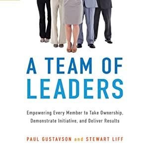 A Team of Leaders Audiobook