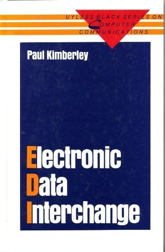 Electronic Data Interchange: A Review of the Current Status of Electronic Data Interchange Throughout the World and an Introduction to the Services