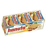 Ferrero Hanuta Wafers Filled with Hazelnut Cream ( 12 Pcs Box )