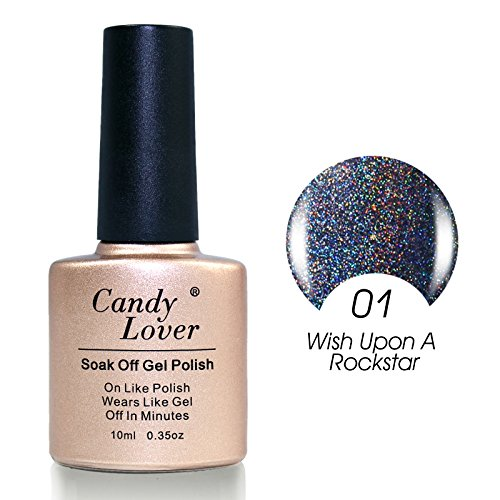 Candy-Lover-Nail-Lacquer-Sparkling-Halographic-Halo-Hues-Polish-UV-Gel-Polish
