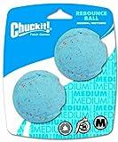 Chuckit! Medium Rebounce Ball 2.5-Inch, 2-Pack