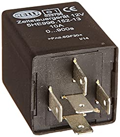 HELLA 996152131 12 Volt 5 Pin 0-900s Delay Off Time Control Unit