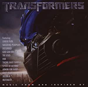 Transformers: Music From The Motion Picture