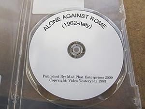 Alone Against Rome (1962-USA)