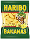 German Haribo Marshmallows with Banana Taste - 1 x 200 g