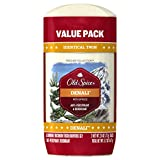 Old Spice Fresh Collection Invisible Solid Denali Scent Men'S Anti-Perspirant & Deodorant Twin Pack 5.2 Oz