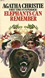 ELEPHANTS CAN REMEMBER (0006139302) by AGATHA CHRISTIE