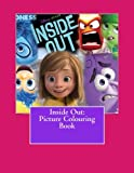 Inside Out: Picture Colouring Book: Color Me Crazy