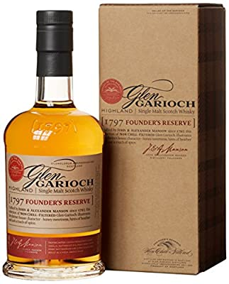 Glen Garioch 1797 Founder's Reserve Highland Single Malt Whisky (1 x 0.7 l)