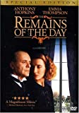 Remains of the Day [DVD] [1993] [Region 1] [US Import] [NTSC]