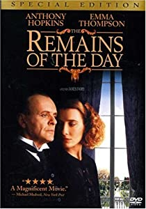 Cover of &quot;The Remains of the Day [Region ...