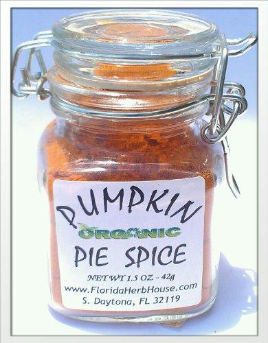Pumpkin Pie Gourmet Spice 1.5 oz. (42g) - Organic