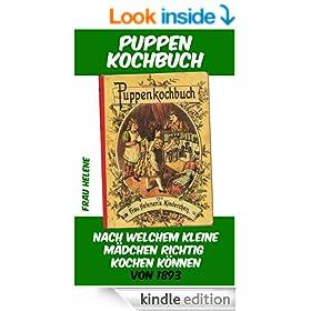Puppenkochbuch (German Edition)