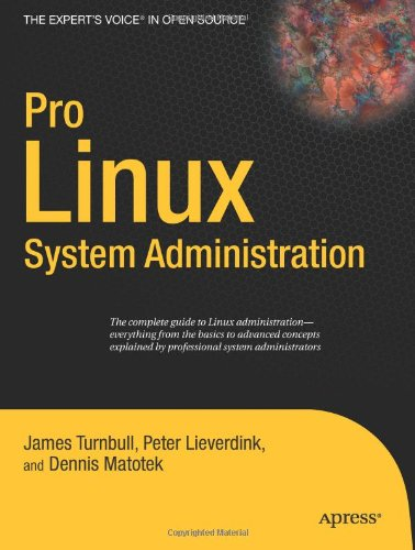 Pro Linux System Administration