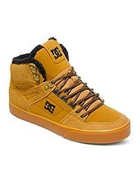 DC Shoes Men's Spartan WC WNT Shoes Wheat Brown