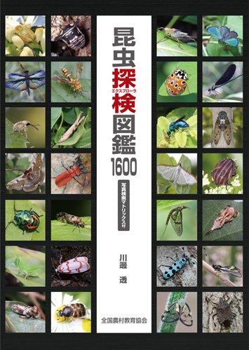 昆虫探検図鑑1600 -写真検索マトリックス付-