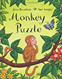 Cover of Monkey Puzzle by Julia Donaldson 0333720016