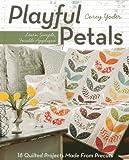 Playful Petals: Learn Simple, Fusible Applique