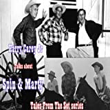 Harry Carey Jr Tales From The Set - Disney Spin & Marty Part 1
