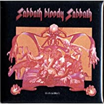 Black Sabbath - Bloody Sabbath Button