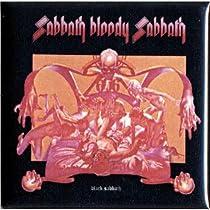 Black Sabbath - Bloody Sabbath Button