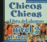 echange, troc Palomino-M-a+Salido- - Chicos, chicas 2 (CD audio)