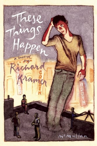 These Things Happen by Richard Kramer, Mr. Media Interviews