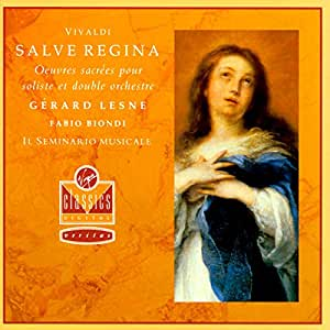 Antonio Vivaldi G 233 Rard Lesne Fabio Biondi Il Seminario