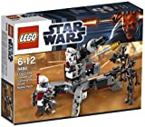 Toy - LEGO Star Wars 9488 - ARC Trooper &amp; Commando Droid Battle Pack