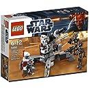 Lego Star Wars - 9488 - Jeu de Construction - Arc Trooper et Commando Droid